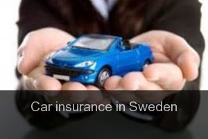 Car insurance in Sweden