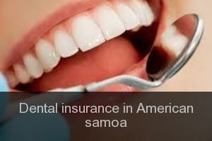 Dental insurance in American samoa