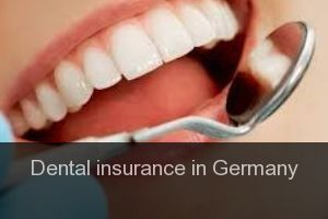 Dental insurance in Germany