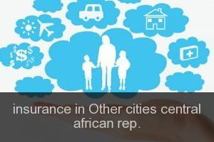 Insurance in Other cities central african rep.