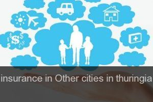 Insurance in Other cities in thuringia