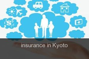 Insurance in Kyoto (City)
