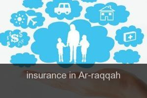 Insurance in Ar-raqqah