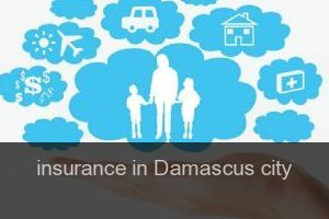 Insurance in Damascus city
