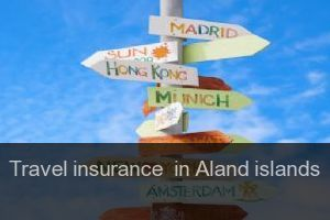 Travel insurance  in Aland islands